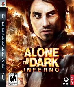 Download Alone in the Dark Inferno Torrent PS3 2008