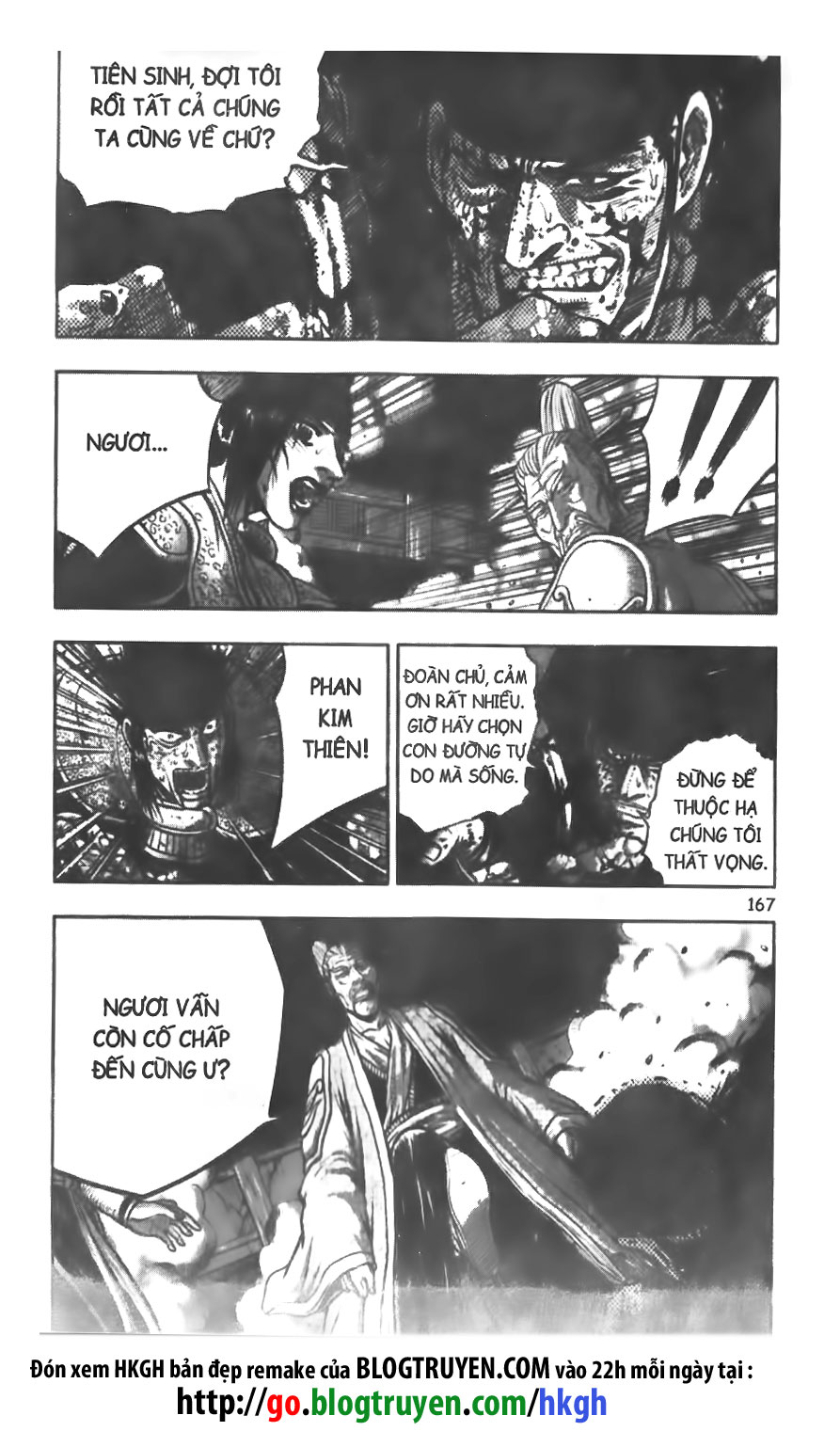 Hiệp Khách Giang Hồ chap 355 Trang 16 - Mangak.info