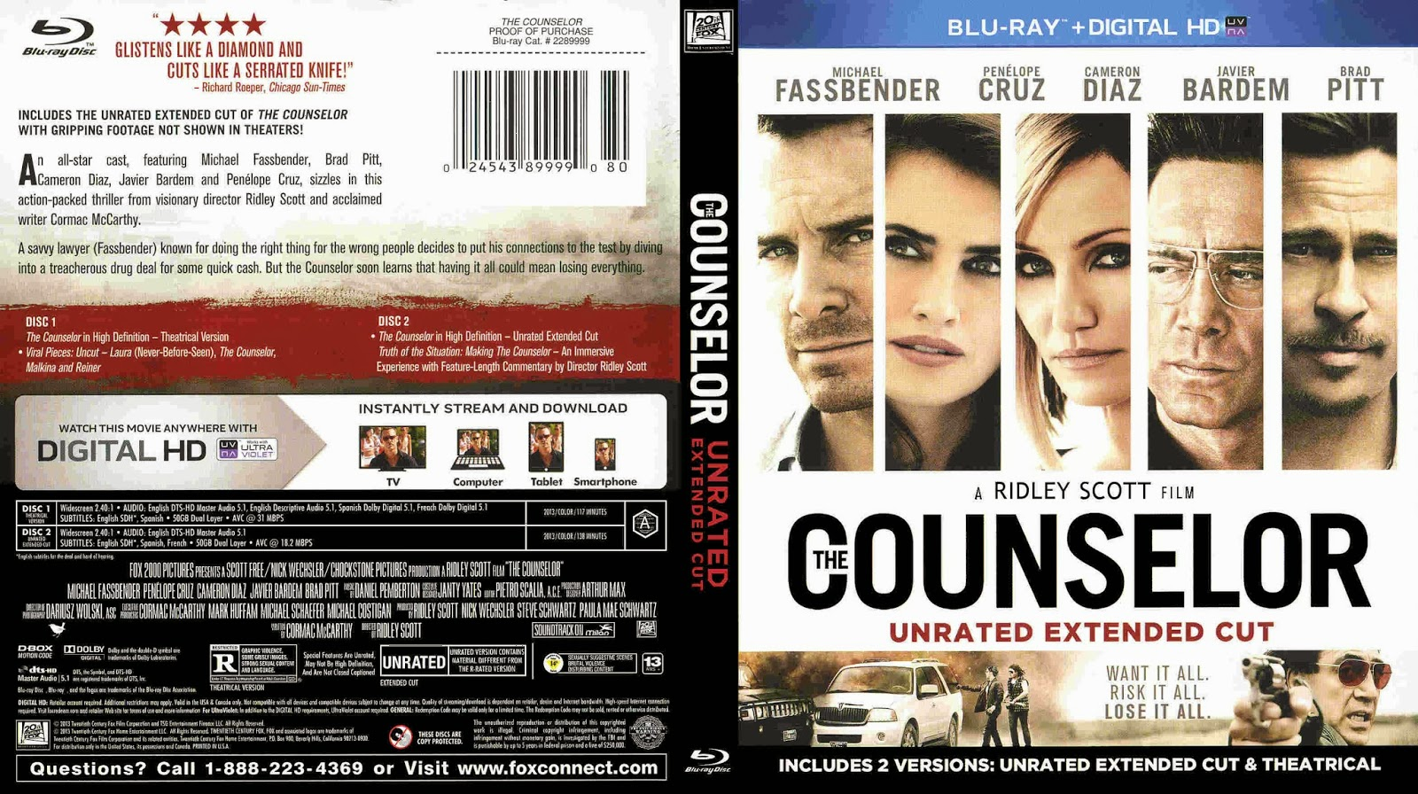 The Counselor: Movie The Counselor 2013