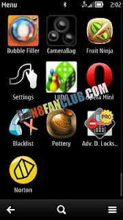 Norton Symbian Hack For s60v3 s60v5 - Symbian^3 - Anna - Belle