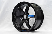 Volk racing te37sl Matt black Replica