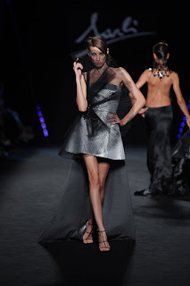 Fausto Sarli Sonbahar 2012 Gece Elbiseleri