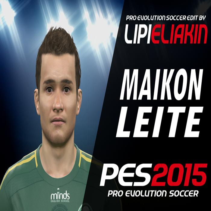 Pes Stats Habilidades Paulo Henrique: Pro Evolution Soccer Edit By Lipi Eliakin: Maikon Leite