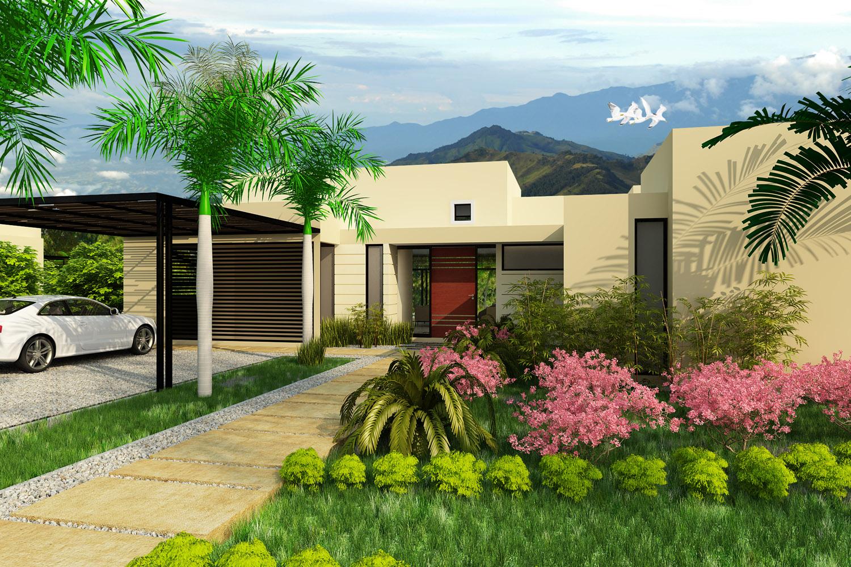 Pin fachadas campo may think oct ajilbabcom portal on - Fachadas de casas de campo ...