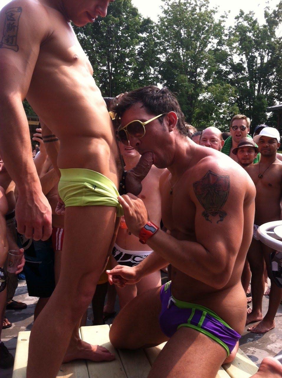 Dani bulging fetish in man shorts site while fuck