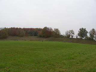 Wolfgangswall auf dem Frauenberg beim Kloster Weltenburg