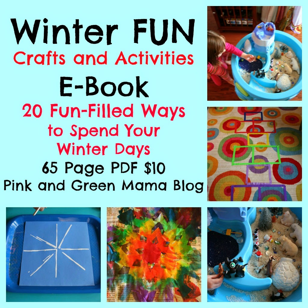 Winter Fun EBook