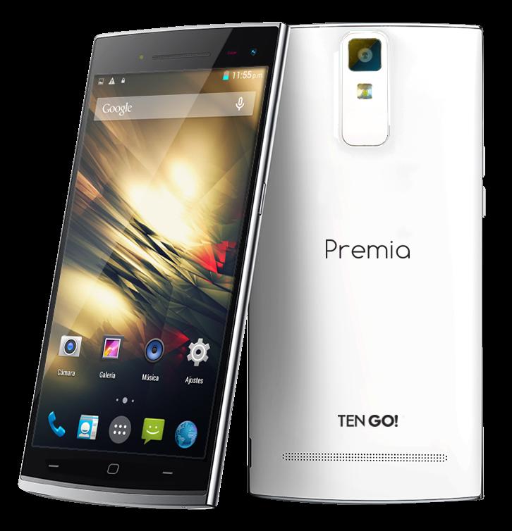 Smartphone TenGO Premia 500