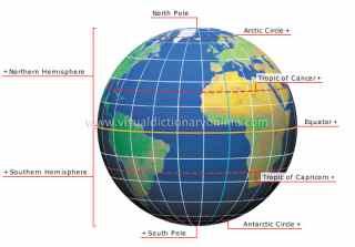 Come trovare un luogo con latitudine e longitudine sulla mappa, trovare un punto con le coordinate geografiche