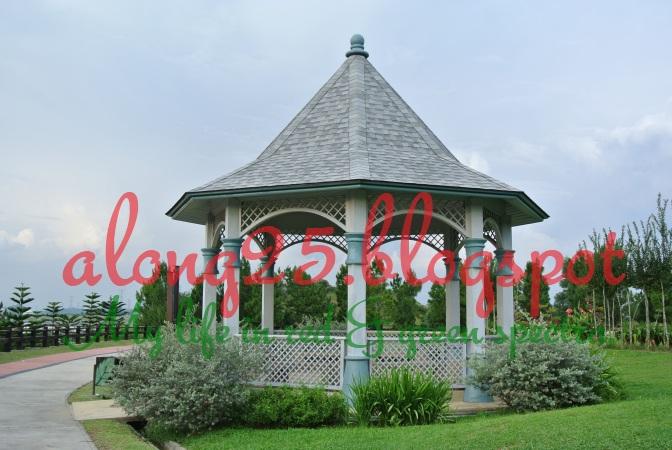taman saujana hijau, presint11, putrajaya, basikal