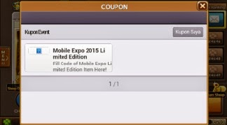 Mobile Expo 2015 Limited Edition