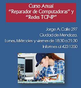 Curso ReparadorPC y Redes