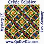Bonnie Hunter's Celtic Solstice Mystery Quilt