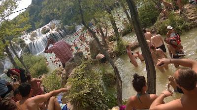 park narodowy krka wodospady chorwacja
