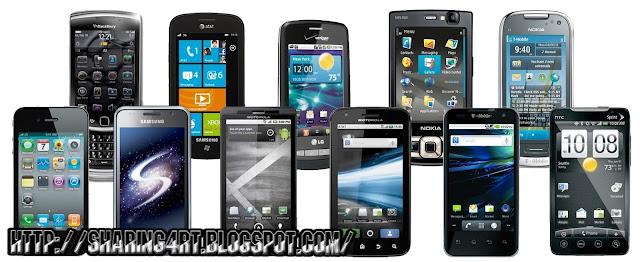 12 Negara dengan Pengguna Smartphone Terbanyak