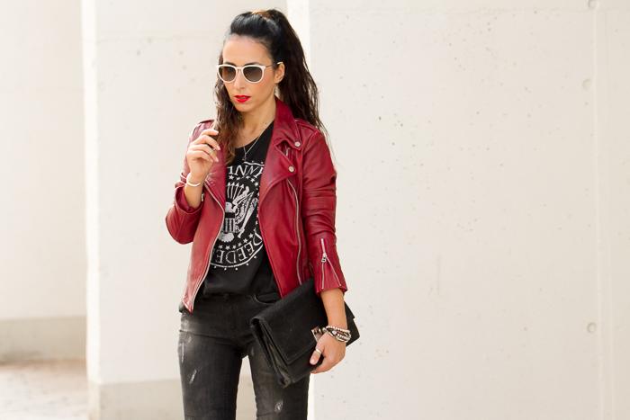 Blogger de moda valenciana estilazo