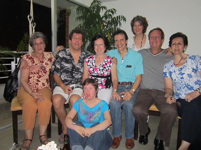 Un encuentro Inolvidable en la Ciudad de Cali. Sabado 15 de Septiembre 2012.