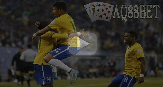 Agen Piala Eropa - Highlights Pertandingan Brasil 2-1 Venezuela (Copa America) 22/06/2015