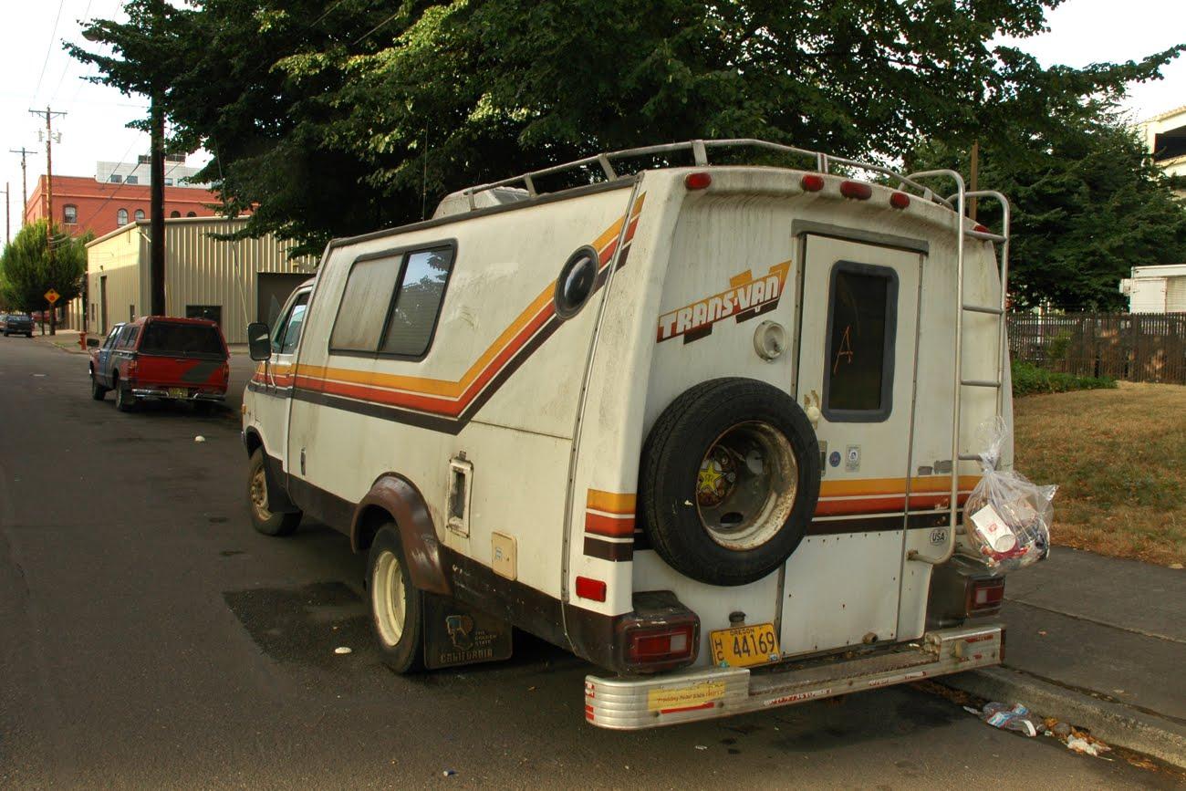 1978 Dodge Camper Van