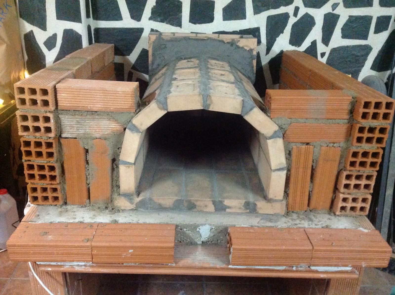 Construccion de horno de le a 2013 04 28 - Construccion hornos de lena ...
