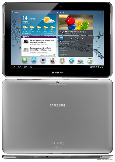 The best tablet (No.2) Galaxy tab 2