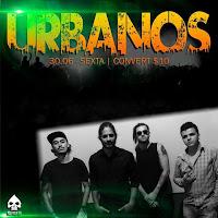 Show da banda Urbanos