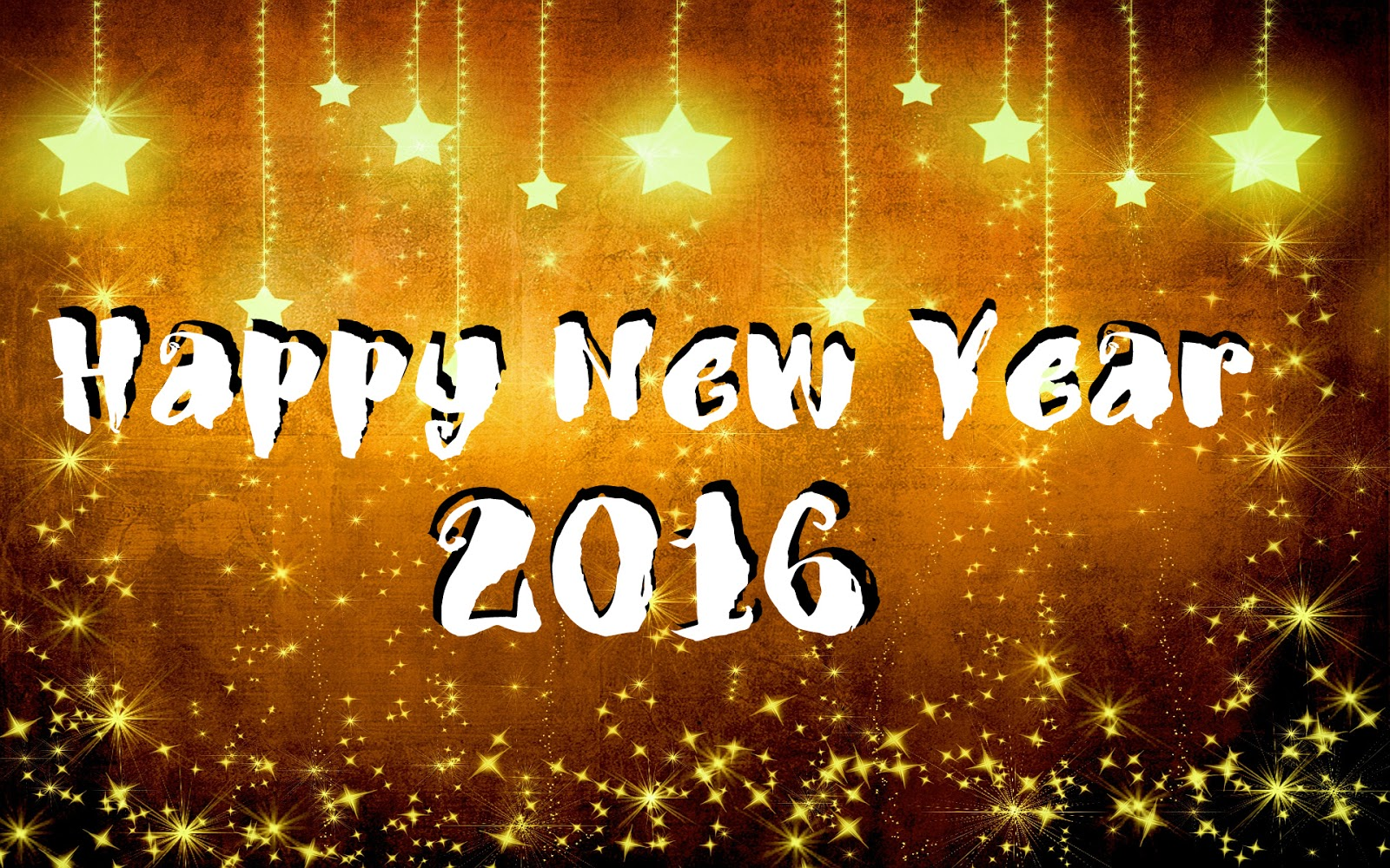 Happy New Year 2016 Wallpaper Images Download