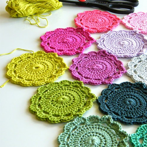 Crochet Guide: Maisie Flower Crochet (free Pattern)