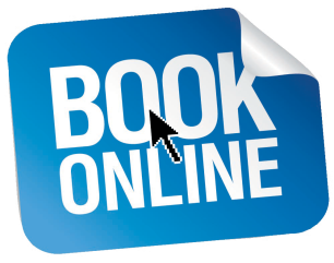 ONLINE BOOKING THROUGH