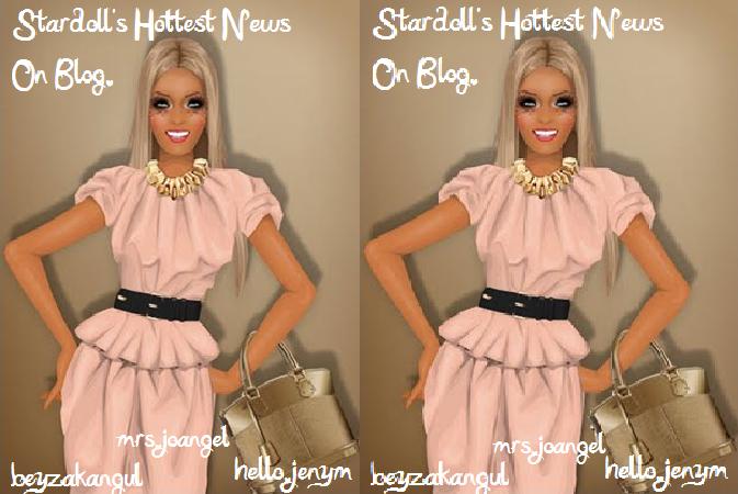 Stardoll's Hottest News