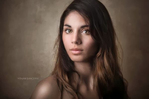Cute Portrait Photography by Yohan Sancerni