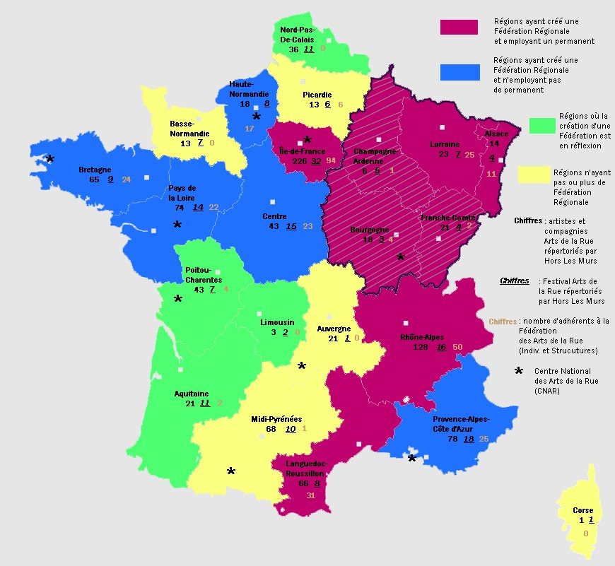 La falar assembl e g n rale de la far est for B b carte france