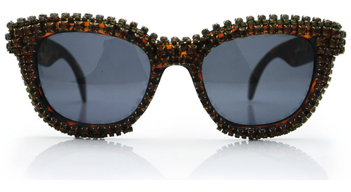 A-Morir Sylvia Brown sunglasses