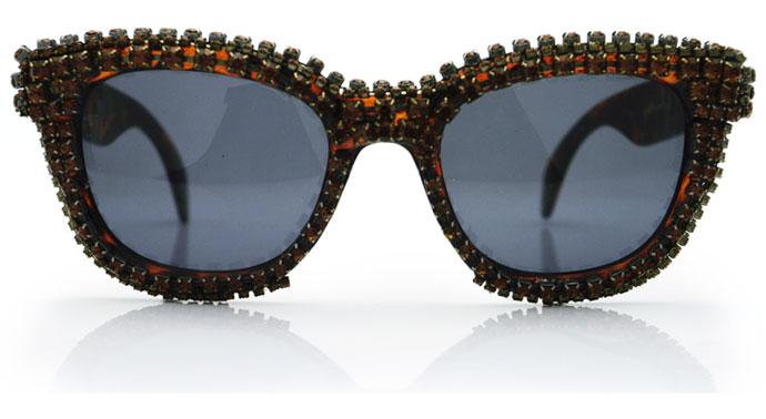 A-Morir Sylvia Brown sunglasses
