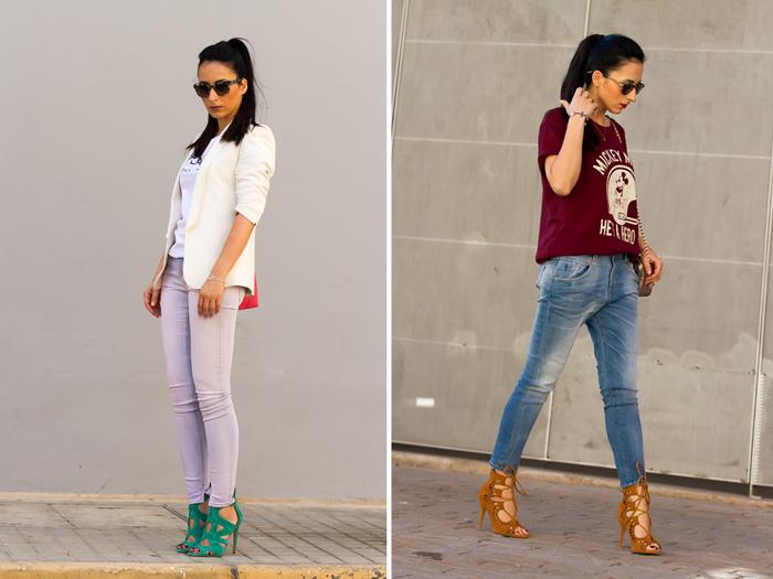 Blogger de moda de Valencia Adicta a los zapatos