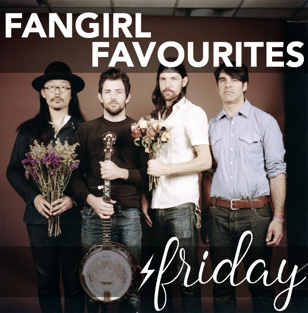 fangirl favourites friday, the avett brothers, music, books, book blog, fuelled by fiction