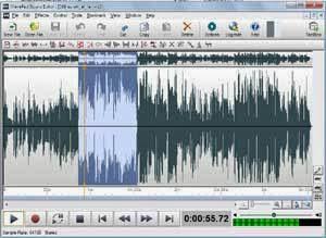 kumpulan Software Untuk memotong musik