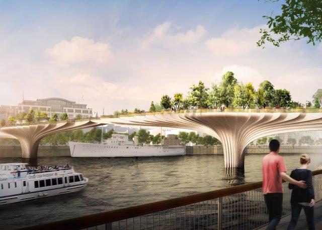 01-Garden-Puente-de-Londres por Thomas Heatherwick-