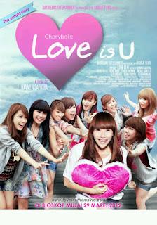 Sepenggal lirik ini bukan bermaksud untuk membandingkan siapa yang lebih superior an REVIEW : LOVE IS U