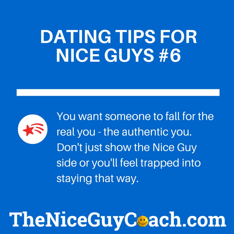 Dating tips for nice guys