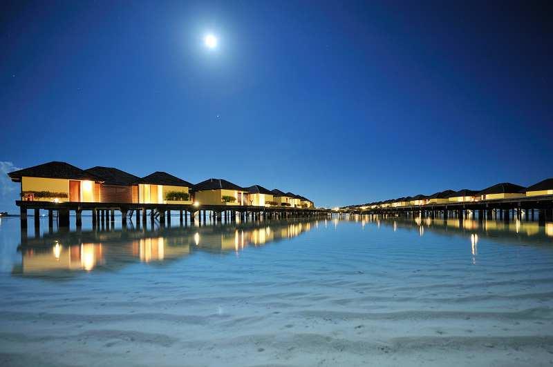 Top Asian Hotels Maldives Paradise Island Resort Spa