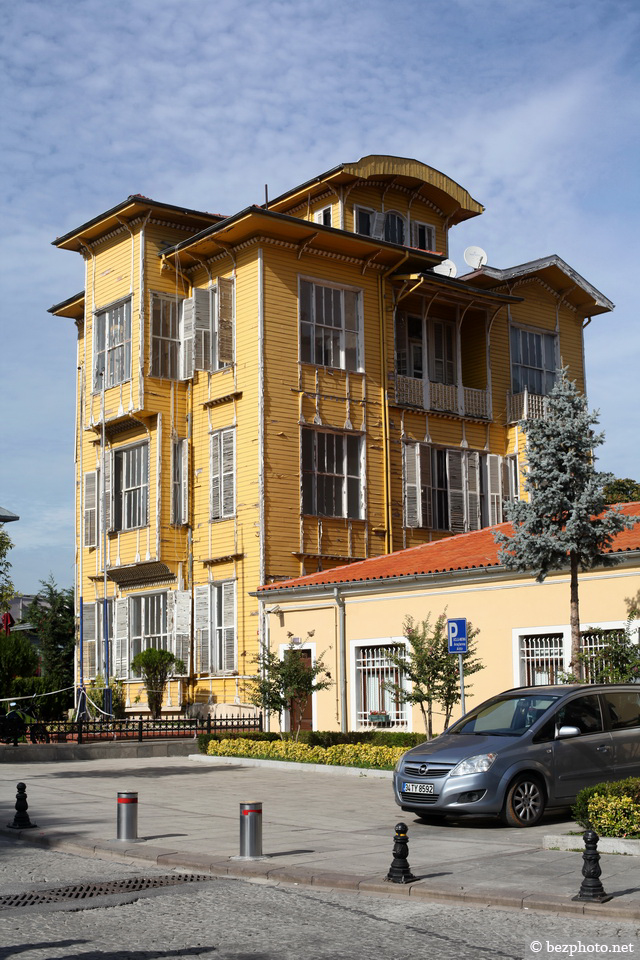 Ottoman Timber House