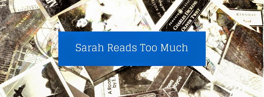 Sarah Reads Too Much