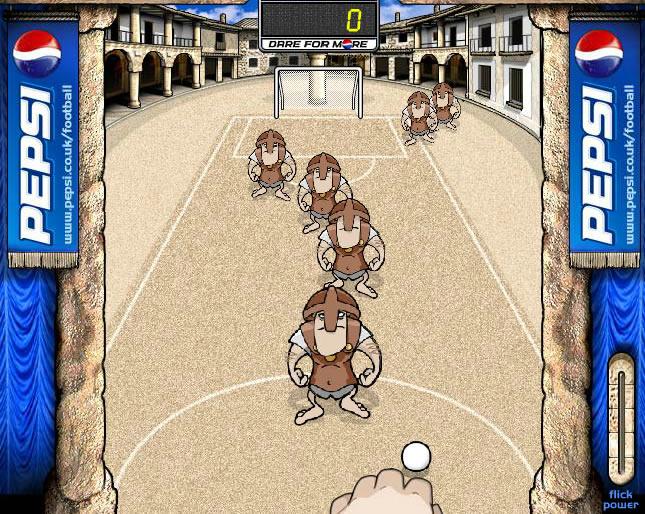 Ball Game : Finger Footy