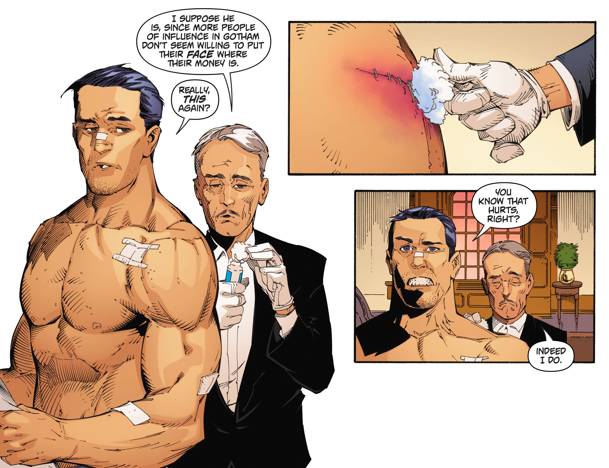Batman: Arkham Knight [I] Issue #1 #3 - English 16