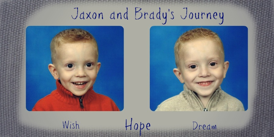 Jaxon and Brady&#39;s Journey