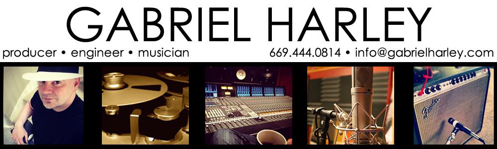 Gabriel Harley Music & Media