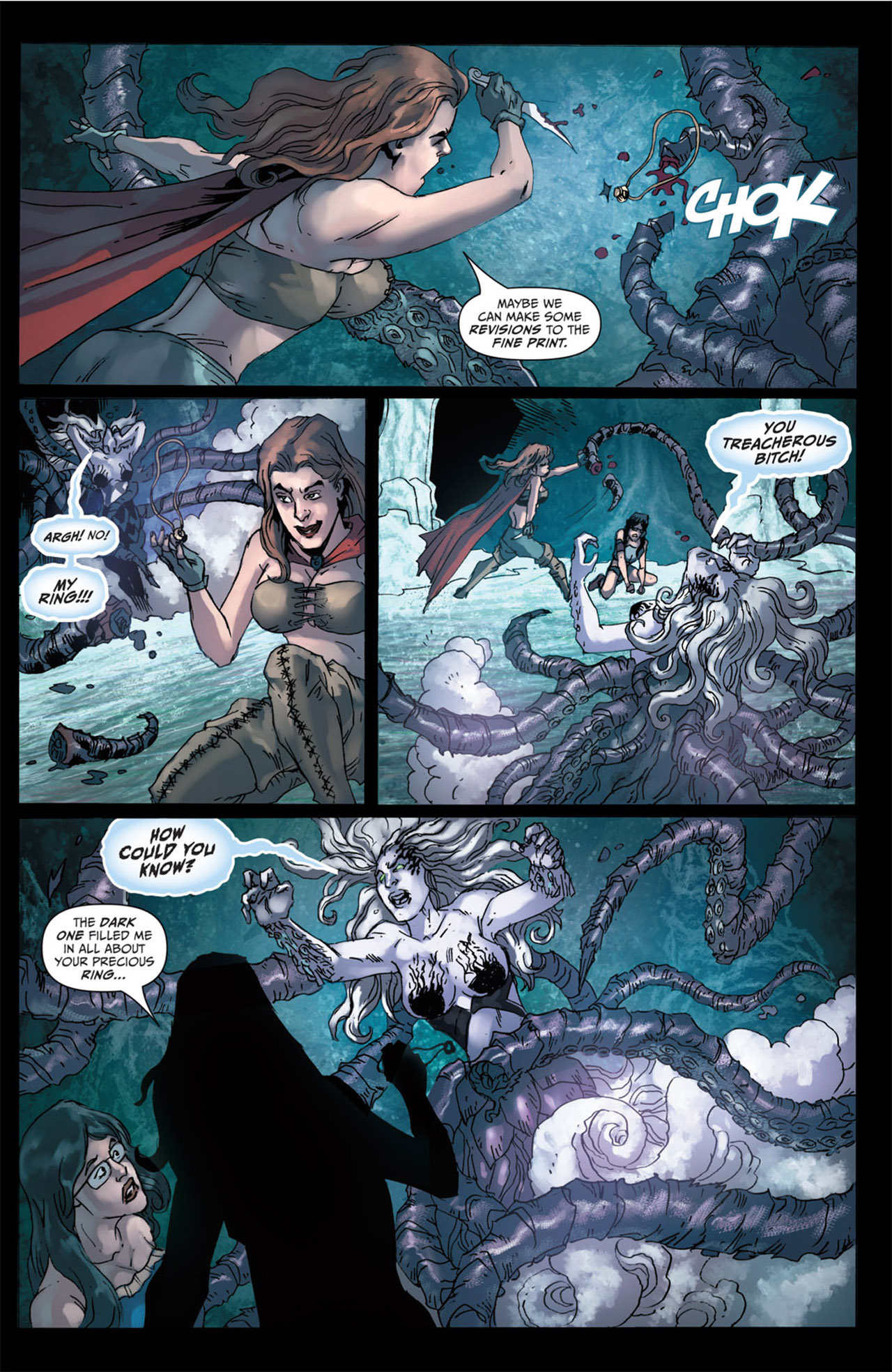 Grimm Fairy Tales (2005) Issue #63 #66 - English 20