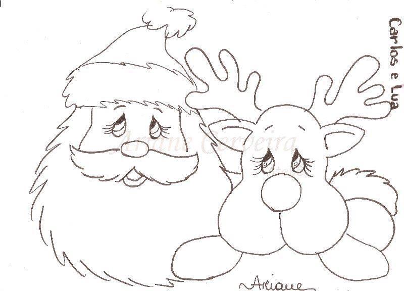 Pin Do A Mariana Matias Em Desenhos Para Pintar: Noel And Youtube On Pinterest