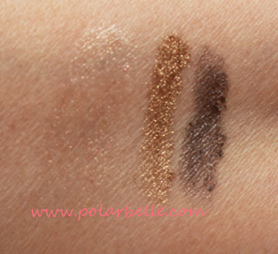 swatches, Silver Glow, Golden Olive, pink